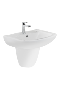 Semi-pedestal para lavabo