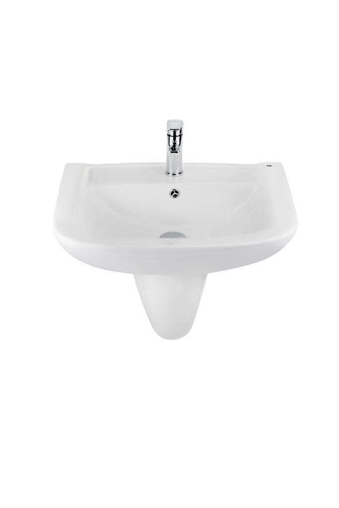 Semi-pedestal para lavabo 67436