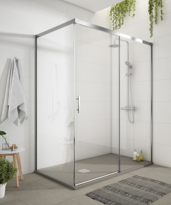 Shower Enclosure Side Panel