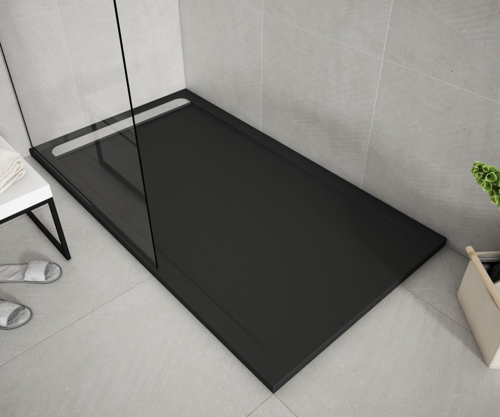 Plato de ducha - ancho 80cm 76875