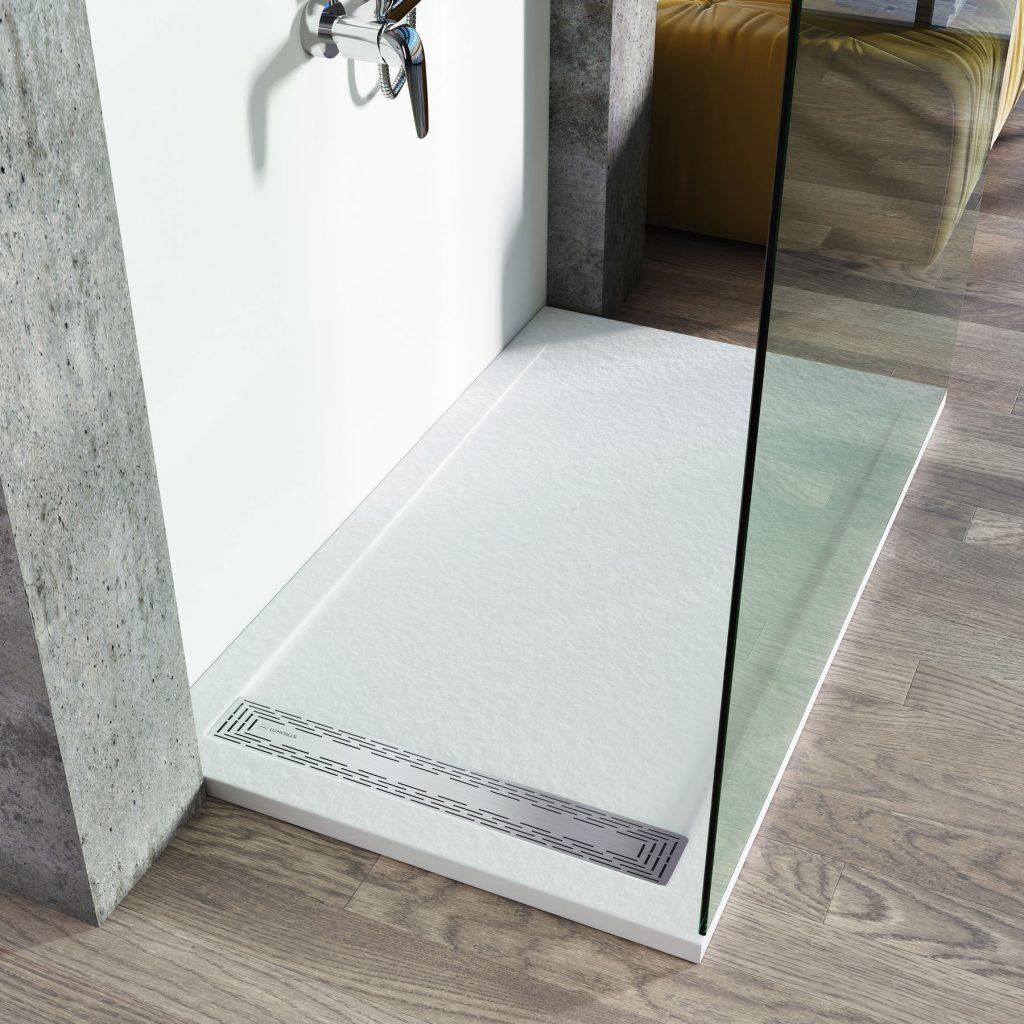 Plato de ducha XL - ancho 70cm 77115