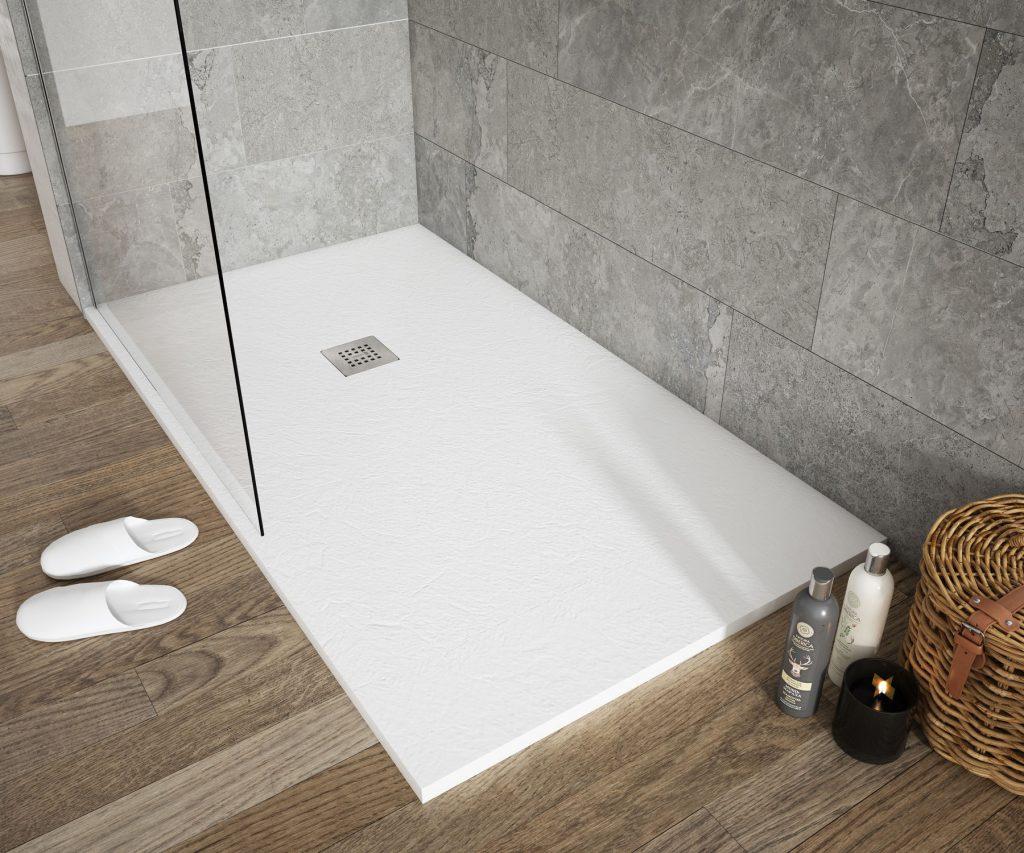 Plato de ducha - ancho 80cm 77544