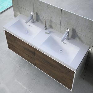 Inset Basin-double 140cm With LED