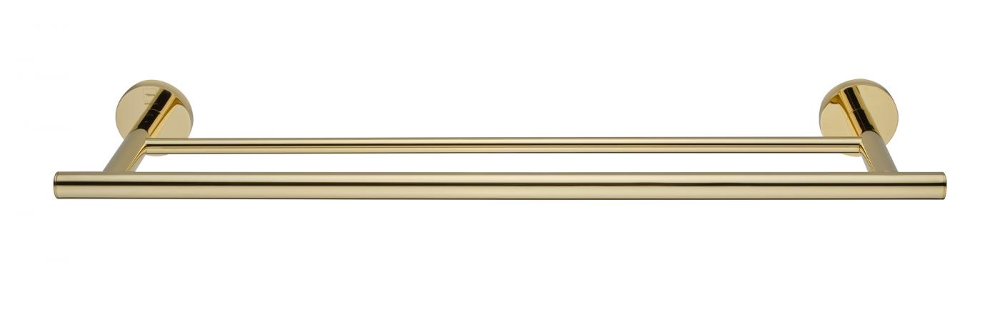 Toallero de barra doble