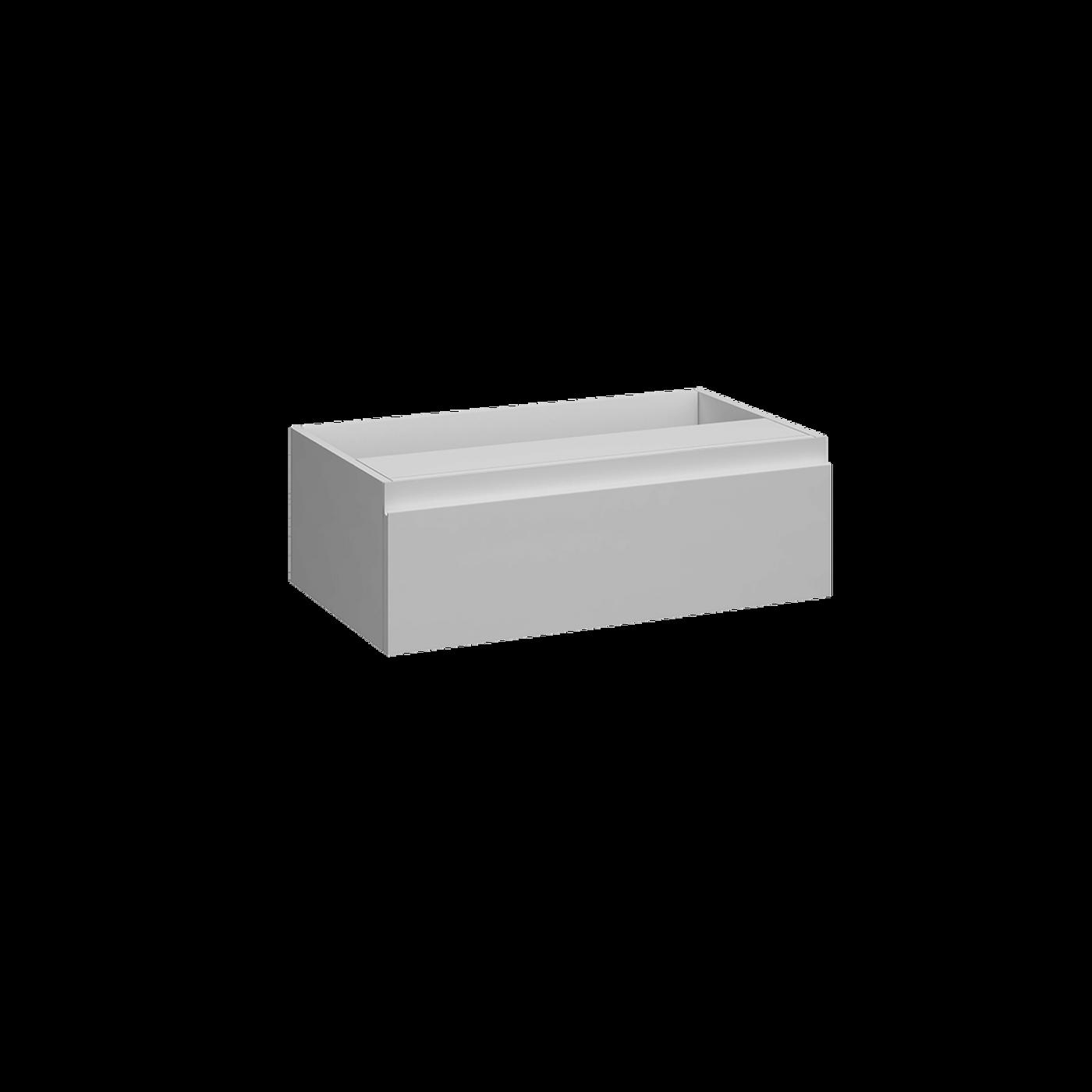 Módulo 1 cajón con salva sifón