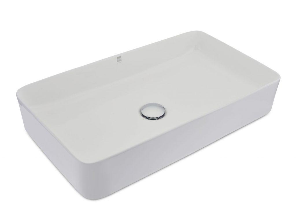 Lavabo cerámico rectangular 70107