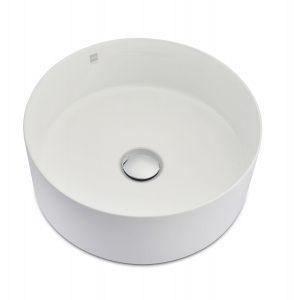 Round ceramic countertop basin Ø37 cm
