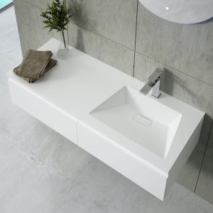Inset Basin-right 120cm