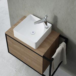 Free standing ceramic  countertop