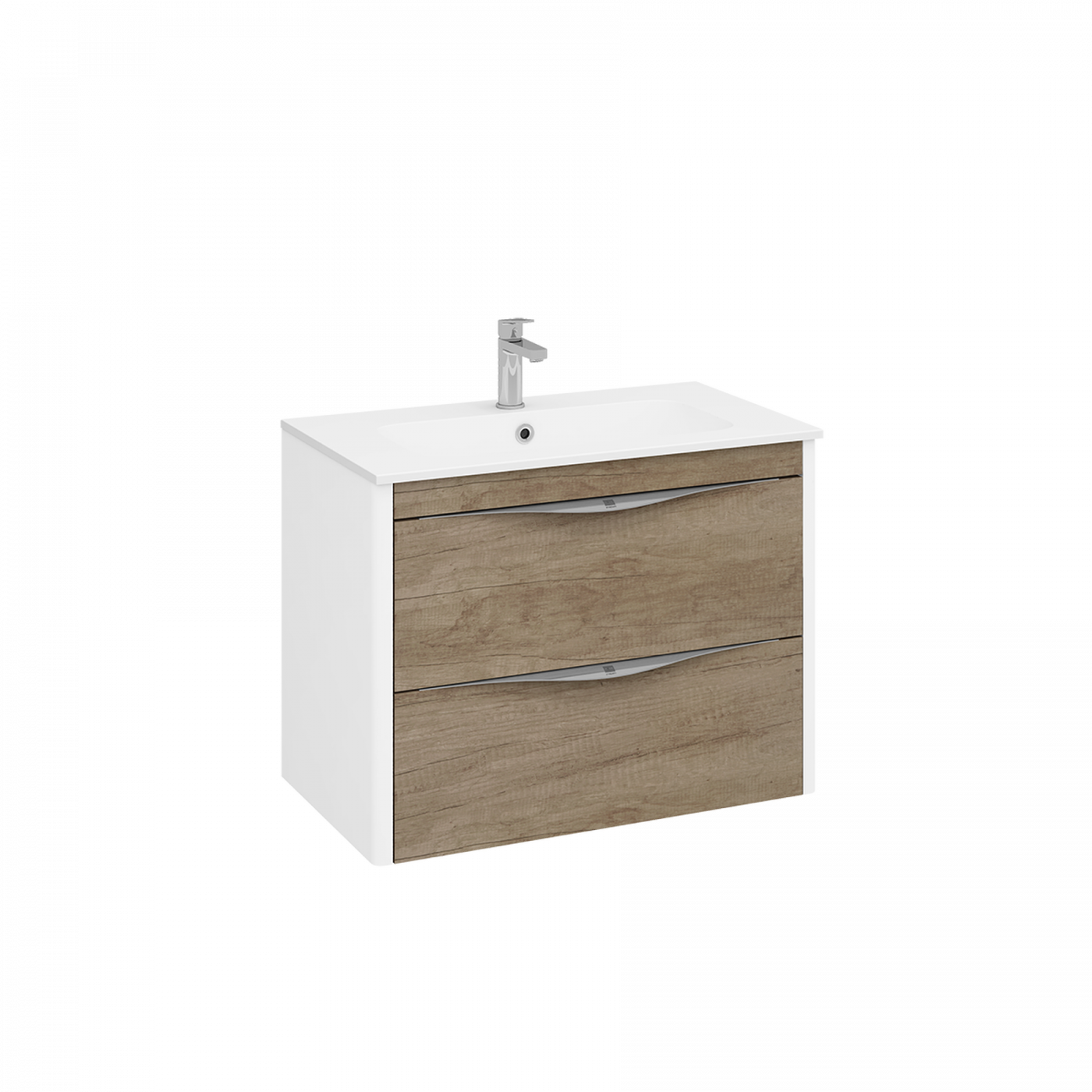 Bath cabinet 2 drawers