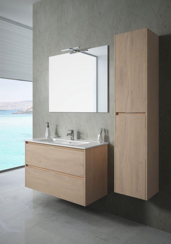 Bath cabinet 100cm 70560