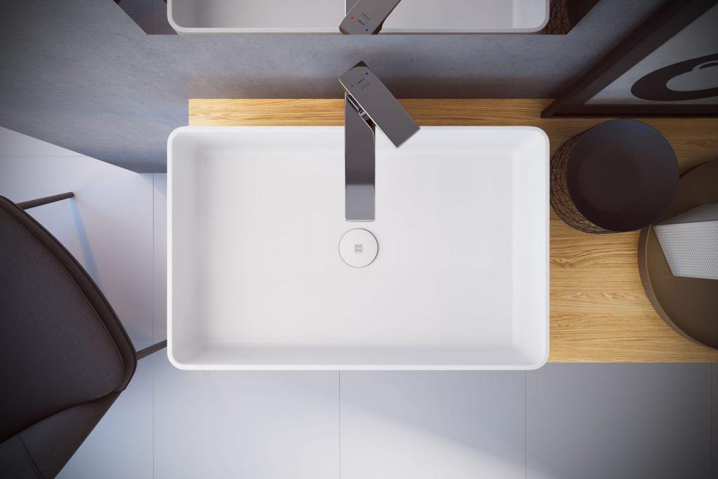 Grifo de lavabo alto L 94184