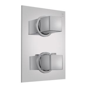 Grifo de ducha termostático 1 vía