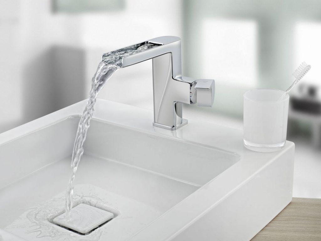 Grifo de lavabo cascada 66770