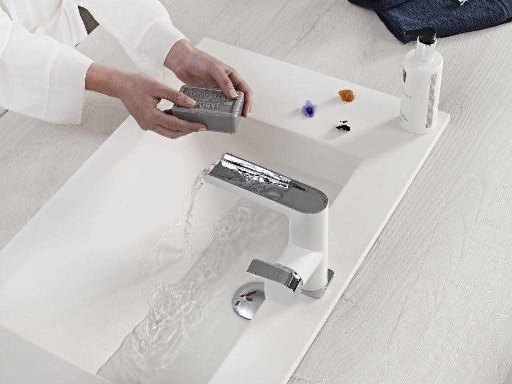 Grifo de lavabo cascada 94192