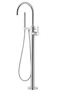 Alaior free standing bathtub mixer