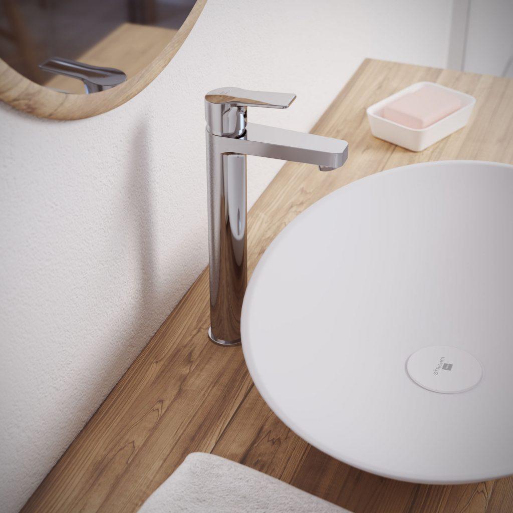 Grifo alto de lavabo 94280