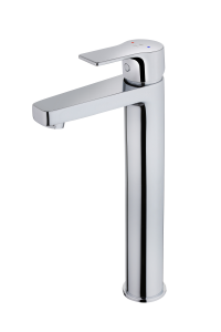 Tall washbasin mixer