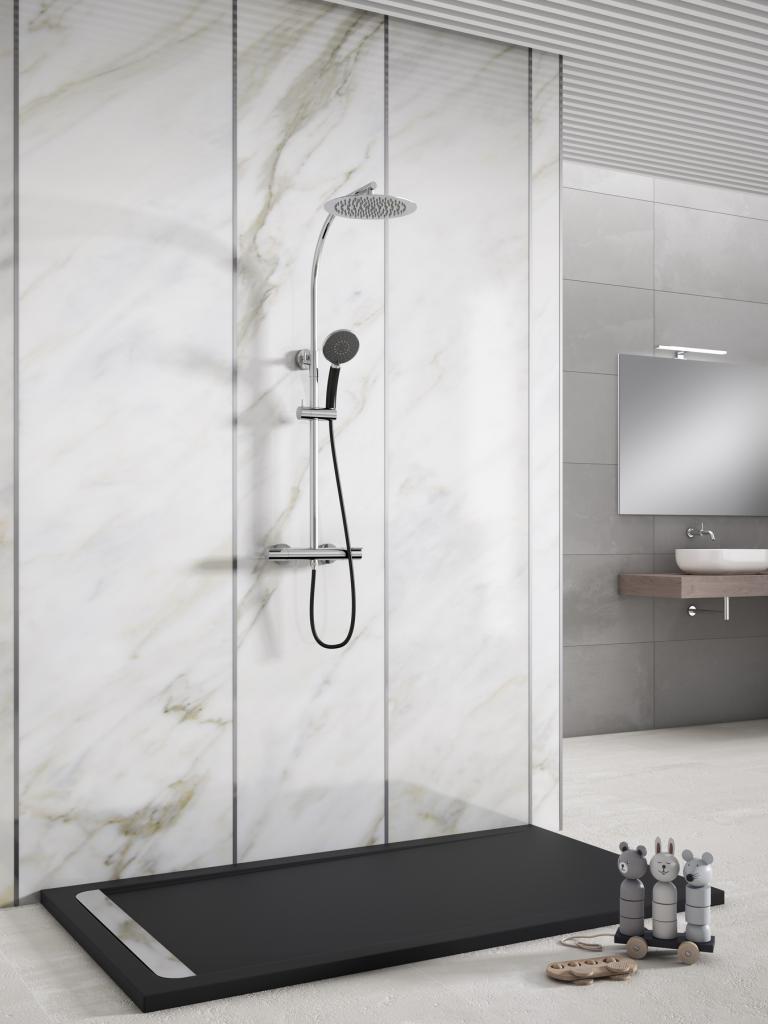 Columna de ducha termostática premium 67015