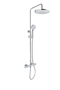 Thermostatic shower system classic