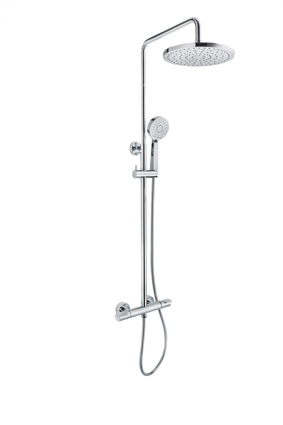 Columna de ducha termostática classic
